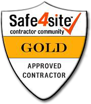 Safe4site accredited company